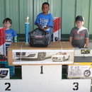 Age 3 to 5 winners included: 1st place Kashton Bullard, 2nd place Jaxson Hunnidt, and 3rd place Luca Johnson.
