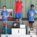 Age 10-13 winners included: 1st place Garrett Green, 2nd place McKenzie Baker, and 3rd place Anton Richardson.